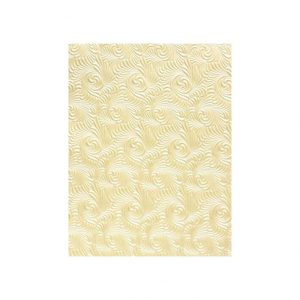 Majestic-Swirl-Ivory-Pearl-Handmade-Embossed-Paper