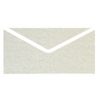 Virtual Pearl Metallic Invitation Envelopes