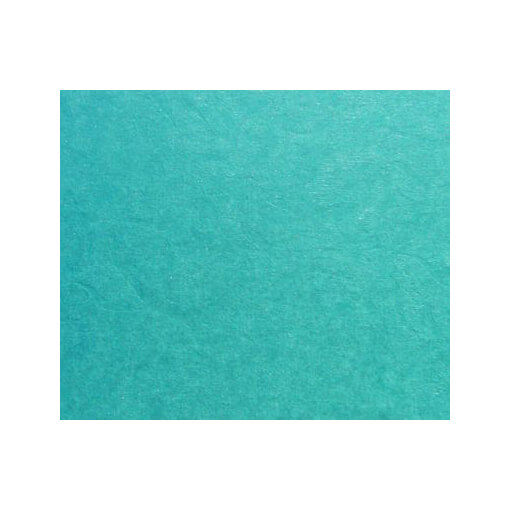 Turquoise pearla plus starfish metallic textured paper