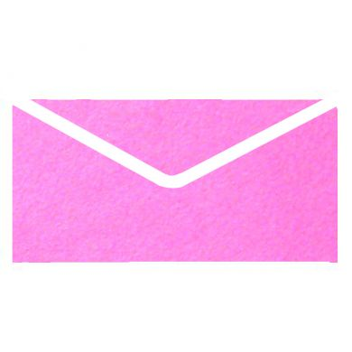 Fuschia Aura Plain Invitation Envelopes