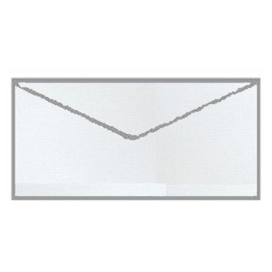 White Linen Textured Invitation Envelopes