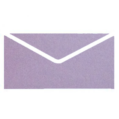Lilac Colourful Plain Invitation Envelopes