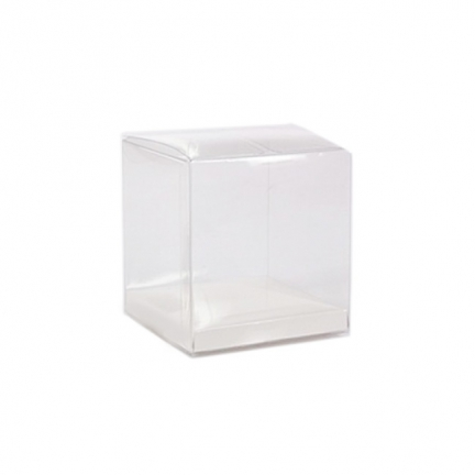 Cup Cake Box with White Base Bonbonniere Box