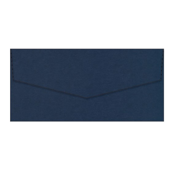 Sailor Blue Eco Luxury Plain Invitation Envelopes