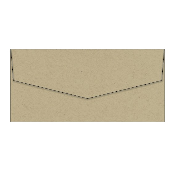 Sandstorm Eco Luxury Plain Invitation Envelopes