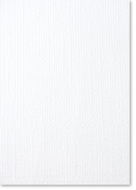White Linen Textured Invitation Paper and Card